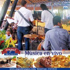 """Hoy y todos los viernes disfruta de música en vivo con nuestra banda musical de planta; """"Revelo Fusión"""" y Lukas Penagos, con su repertorio de tangos y boleros. Además, en octubre nuestro festival gastronómico es de Carnes en salsa; diferentes cortes de res, asados a la brasa y bañados en la salsa que prefieras. RESERVAS: 2321632.   #RestaurantesMedellín #Medellín #Carnes #Vinos #MúsicaenVivo #OpciónHoy #NochesMedellín"""