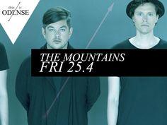 "The Mountains & Moses: ""Andreas"". Grandios, elektronisk pop på #kulturmaskinen. #DanceLikaMonkey #themountains #mosessigerandreas #odense #mitodense #thisisodense Læs anbefalingen på: www.thisisodense.dk/10152/the-mountains"