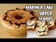 My Recipes, Baking Recipes, Cake Recipes, Recipies, Marmer Cake, Bolu Cake, Indonesian Desserts, Resep Cake, Chiffon Cake
