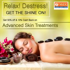 This weekend have a spa date @VLCCindia. A pinch of magic to soothe your senses, make VLCC your next stop