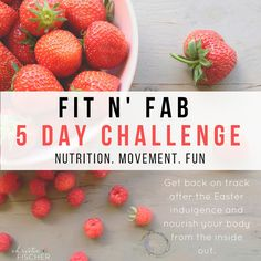 FIT N' FAB 5 DAY CHALLENGE