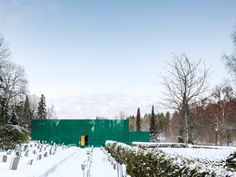 Gert Wingårdh . The Green house . Sundyberg  ( afasia (3)