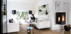 Sala de estar - Atelier