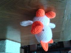 Quirky Duckling  (Crochet)