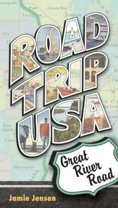 Road Trip USA Great River Road by Jamie Jensen. $9.95. Publisher: Avalon Travel Publishing; 1 edition (March 2, 2010). Author: Jamie Jensen. Publication: March 2, 2010. Series - Road Trip USA