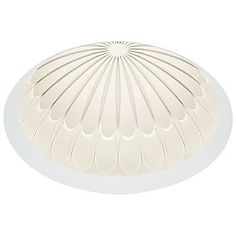 Shown in Flangeless option Led Recessed Lighting, Modern Lighting, Dome Ceiling, Court Yard, Ceiling Design, Ceilings, Murals, Reflection, Bloom