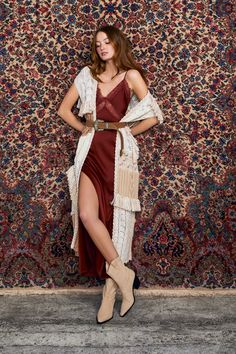 fall 2020 fashion trends Alice Olivia Pre-Fall 2020 - Fashion Shows 2020 Fashion Trends, Fashion 2020, Fashion News, High Fashion, Fashion Show, Fashion Looks, Boho Fashion, Alice Olivia, Vogue Paris