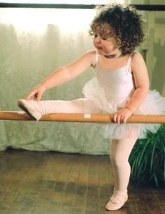 little ballerina...