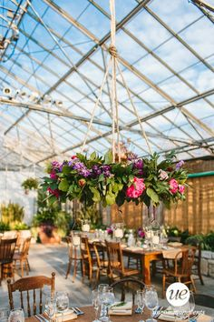 April Wedding at Horticulture Center