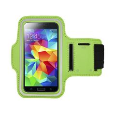 Quality Universal Sports Running Arm Band Cellphone Case w/Window View 9 Colors