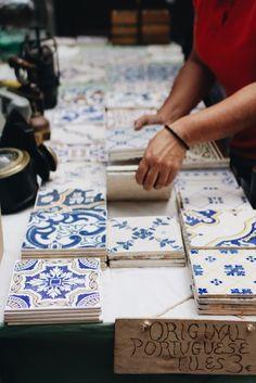 What to Do in Porto, Portugal in One Day Original Portuguese azulejo tiles for sale Clerigo Porto Sintra Portugal, Braga Portugal, Spain And Portugal, Road Trip Portugal, Portugal Vacation, Portugal Travel, Portuguese Culture, Portuguese Tiles, Portuguese Food