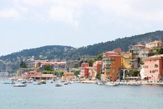 Visiting the French Riviera