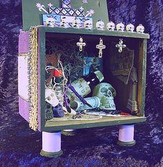 Baron Samedi Altar