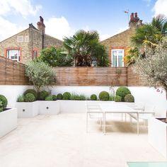 Fulham I - Jonathan Snow - Landscape and Garden Design