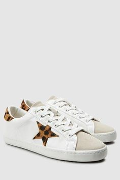 big sale dc42c a6925 Buy Forever Comfort Lace-Up Trainers from the Next UK online shop