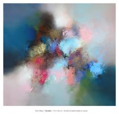 Eelco Maan  I  Arcadia  I  110 x 100 cm Available at Galerie Sille / Oudewater / NL #Abstractart #modernart #contemporaryart #painting #art Abstract Paintings, Painting Art, Artsy Fartsy, Celestial, Outdoor, Outdoors, Abstract Drawings, Outdoor Games, Outdoor Living