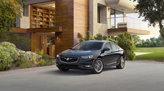 2018 Buick Regal -- hell with the car I covet the house