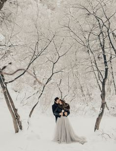 Surprise Winter Proposal | Chantel Lauren Dress