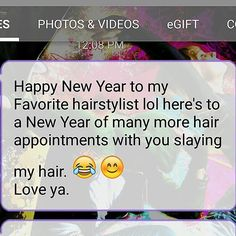 """Hahaha I love my Clients  they're so awesome!!! Happy New Year everyone!  Who's next to get their hair """"slayed""""? Lol  #Hairstylist #ParisShante #VidogiSalon #Scottsdale #Extensions #MicroBeads #SewnIns #BraidlessSewIn #Weaves #CrochetTwists #Braids #GoddessBraids #Style #Updos #AndMore #Az #AzHair #LA #LaHair by paris_shante"""