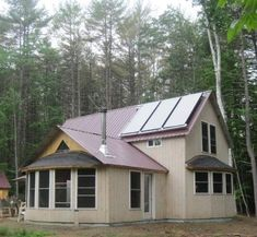 Cool Tin Shed House Design Tin Shed House Design - This Cool Tin Shed House Design design was upload on November, 7 2019 by Erwin Shields. Here latest Tin Shed House Design desi. Shed House Design Ideas, Shed Design Plans, Shed House Plans, Village House Design, House Design Pictures, Cottage House Plans, Craftsman House Plans, Tin Roof House, Metal Roof Houses