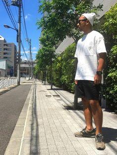 TaNI ユニクロのTシャツ(半袖・タンクトップ)を使ったコーディネート - WEAR