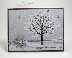 Sheltering Tree Card-iology by Jari