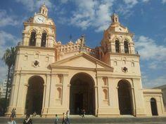 Cathedral. Córdoba, Argentina
