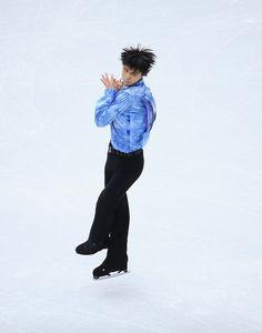 Yuzuru Hanyu - Winter Olympics: Figure Skating