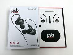 PSB M4U 4 In-ear Monitor - Packaging