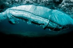 Beneath-the-vortex---The moody ocean at daybreak. Image: Ray Collins | www.godsfolder.com #GodsFolder