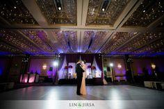 Hyatt Long Beach Wedding Reception