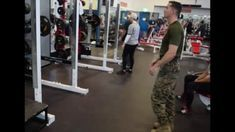 One of the hardest pull-ups made by an American soldier