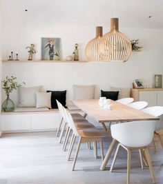 Create the perfect dining room with these key principles to follow
