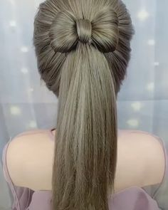 Leuk 💗💗 Trendfrisuren Baby trend, akkurater Mittelscheitel oder The french language Cut Cease to Easy Hairstyles For Long Hair, Braids For Long Hair, Braided Hairstyles, Braided Updo, Prom Hairstyles, Quinceanera Hairstyles, Amazing Hairstyles, Messy Hair, Updo Hairstyle