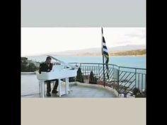 Αμφιλοχία: Έπαιξε τον Εθνικό Ύμνο και συγκινεί ο αρχιμουσικός Γιώργος Τσόγκας - YouTube Wind Turbine, Youtube, Youtubers, Youtube Movies
