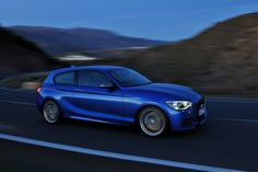 BMW 1 series hatchback....I reallllyyyy want this car. Next to the old M3