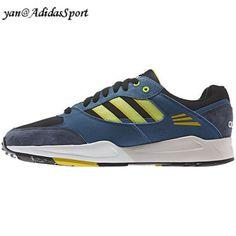 Zapatillas Adidas Originals Tech Super Hombres Negro Electricidad Leyenda  Tinta Barcelona Precio 908b4be696560