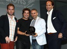 Creative Effectiveness Grand Prix Winners - BBH London, UK