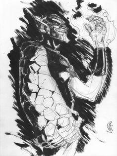 Super Skrull by Ryan Stegman *