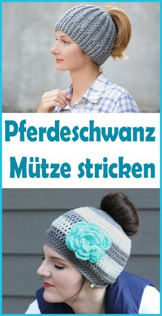 p/pferdeschwanz-mutze-fur-damen-stricken-kostenlose-einfache-anleitung delivers online tools that help you to stay in control of your personal information and protect your online privacy. Knitted Gloves, Knitting Socks, Hand Knitting, Princess Hat, Cable Knit Hat, Hats For Women, Ponytail, Winter Hats, Crochet Hats