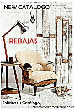 Ya estamos de Rebajas!!! Solicita tu catálogo sin compromiso!  Www.dmediterranea.es