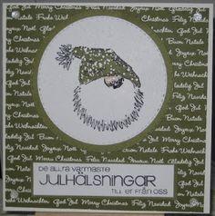Gummiapan : Jul i Juli/Christmas in July