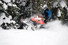 Marienville is the Snowmobiling Capital of Pennsylvania! #PASnowDays