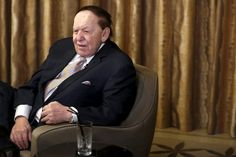 The Las Vegas billionaire has also reportedly decided to scale back other Republican giving as he directs support to the presumptive Republican presidential nominee.