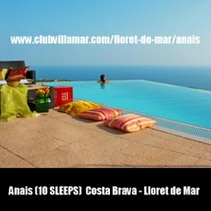 Anais (10 SLEEPS)  Costa Brava - Lloret de Mar