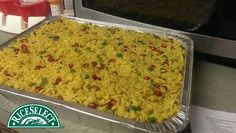 How @wendybritt on Twitter rethinks rice: Spiced Pomegranate Rice  #RethinkRice #Sweeps #RiceSelect #Recipe #Rice
