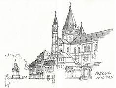 Mayence, la cathédrale | Flickr: partage de photos!