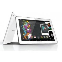 "10"" Tablet Polaroid, Dual core, 1GB RAM, bílá"