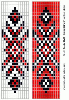 Native American Loom Beading Patterns Free Non Beading Patterns Free, Seed Bead Patterns, Jewelry Patterns, Cross Stitch Patterns, Beading Ideas, Jewelry Ideas, Loom Bracelet Patterns, Bead Loom Bracelets, Beaded Bracelet