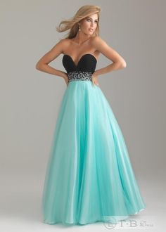 Buy Outlet Faddish Sweetheart Neckline Ruffle Beads Working Blue Organza Satin Floor Length Prom Dress Online Cheap Prices